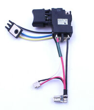 Makita interruptor 650573-9/650653-1 tg553fsb-4 BDF/bhp 441 444 451 454 18v nuevo
