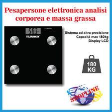 Pesapersone Elettronica Bilancia Persone Corpo Massa Grassa