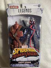 Marvel Legends GHOST SPIDER Action Figure 6 inch Spider-Man 2020 Venompool BAF