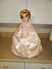 """Vintage Madame Alexander 20"""" tall doll with box"""