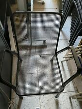 Metall Gartenstühle