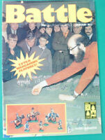 Battle January 1977 EXTRA WARGAMING FEATURES! Hobby Magazin   B-16880