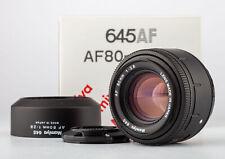 Mamiya 645 Af/ Zd Lens 1: 2,8/80mm Af