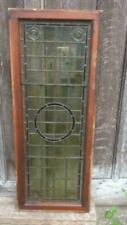 Reclaimed Antique Stained Glass