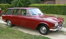 1966 Triumph 2000 Mk1 estate, manual