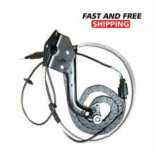Mercedes Sprinter Sliding Door Cable Lower Botom Roller Track Passenger 2006-017