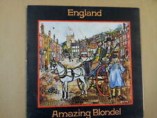 LP AMAZING BLONDEL England ILPS-9205 A