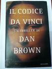 Dan Brown - IL CODICE DA VINCI - Mondadori