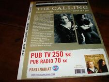 THE CALLING OUR LIVES!!!!DIF!!!!!!RARE FRENCH PRESS/KIT