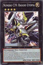 Numero C39: Raggio Utopia YU-GI-OH! SP14-IT022 Ita COMMON STARFOIL 1 Ed.