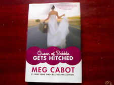 MEG CABOT: QUEEN OF BABBLE GETS HITCHED HB/DJ  *MC*