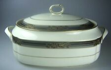 Noritake Spell Binder 9733 Oval Covered Vegetable Bowl