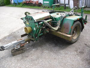 Ransome trailed mower
