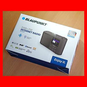 Blaupunkt DAB+ FM Internet Radio BR-90DABi - Rechargeable - Portable - Bluetooth