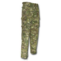 KOMBAT UK S95 BTP RIPSTOP TROUSERS MTP MULTICAM BRITISH ARMY STYLE