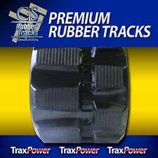 "Yanmar VIO40 VIO50 VIO55 Offset Tread Pattern 13"" Rubber Track"