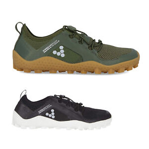 Vivobarefoot Womens Trainers Primus Trail Soft Ground Casual Textile Synthetic