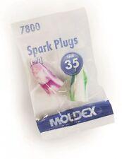 20 paires de Moldex Allumage 7800 Bouchons D'oreilles Mousse,SNR 35dB,