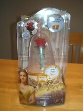 More details for new disney beauty and the beast enchanted rose light up jewellery box