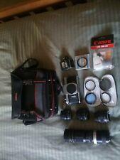 Asahi Pentax Sl 35mm Film Camera w/ Super-Takumar F1.8 55mm Lens + other accesor