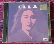 Ella ~ 30110 ( Malaysia Press ) Cd