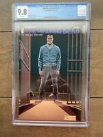 THE WALKING DEAD #141 Skybound Image Comics CGC 9.8 NM/MINT White Pages Negan
