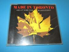 Holly & The Blues Corp. / Made In Toronto - Maxi CD