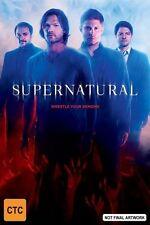 Supernatural : Season 1-12 (DVD, 2017, 71-Disc Set) (Region 4) Aussie Release