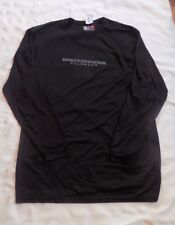 NWT Outfitters Trading Co Breckenridge Black Capilene Activewear Shirt Mens 2XL