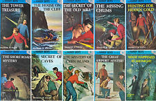HARDY BOYS by Franklin W. Dixon MATCHING HARDCOVER Collection Set BOOKS 1-50!