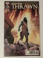 STAR WARS THRAWN #1 NM Marvel Comics ORIGIN 1st Solo Series Disney+