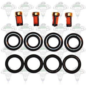 Rochester GM Vauxhall Opel Astra Vectra Petrol Fuel Injector Seals - Kit 21