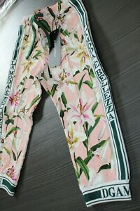 Dolce & Gabbana Girls Lilly Jogging Bottoms 24-30 months Brand New With Tags