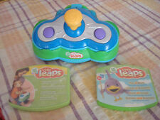 Leap Frog  Little Leaps First Steps Console & 2 Games (Baby / Toddler/ Kids Toy)