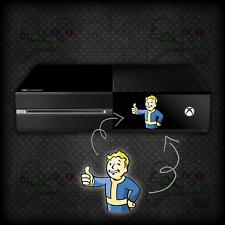 Fallout 4 Vault boy Pip-Boy Xbox One PS4 Console Vinyl Decal Sticker Skin Custom