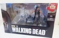 """Daryl Dixon with Chopper Boxed Set The Walking Dead 6"""" Action Figure Motorcycle"""