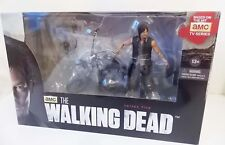 "Daryl Dixon with Chopper Boxed Set The Walking Dead 6"" Action Figure Motorcycle"