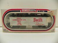 Life-Like HO # 08568 Reefer Car Swift