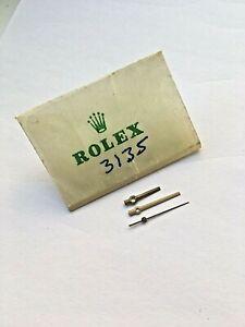 New Genuine Rolex Datejust White Gold Hands. Ref 16200 Models.Rolex Manufacture