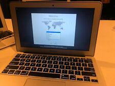 "Macbook Air 11"" 128 GB SSD 8 GB RAM. (2015)"