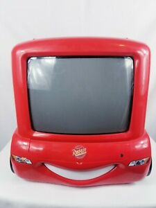 """Lightning McQueen 13"""" TV M# C1310ATV With tail fin Tested"""