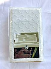 NWT** Hotel Collection Pillowsham - Diamond Matelasse 20 in x 28 in MSRP:$75