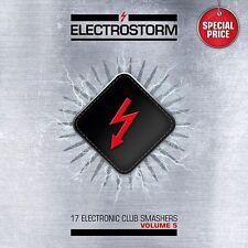 ELECTROSTORM VOL.5 CD 2014 Blutengel HOCICO Agonoize CLIENT