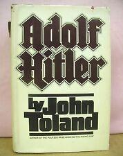 Adolf Hitler by John Toland 1976 HB/DJ Signed