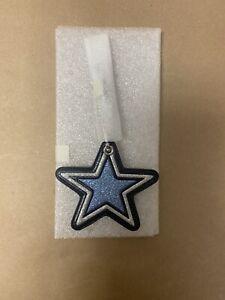 Coach Glitter Star Leather Bag Charm Or Key Chain - F26903