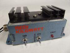 Astrodyne Redi Kilowatt 100W Linear Amplifier SSB AM amp HAM RADIO