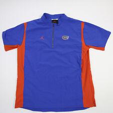 Florida Gators Nike Jordan Pullover Men's Blue/Orange Used