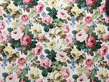 """Sanderson """"Chelsea"""" Cuscino Curtain Cieco Tessuto Di Cotone 100% 2.9 M"""