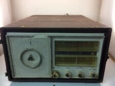 Vintage Airline Deluxe FM/AM Portable Stereo Record Player