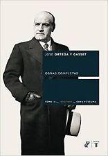 Ortega y gasset tomo ix. NUEVO. Nacional URGENTE/Internac. económico. LITERATURA